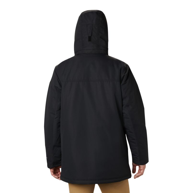 Rugged Path™ Parka | 010 | L Men's Rugged Path™ Parka, Black, back