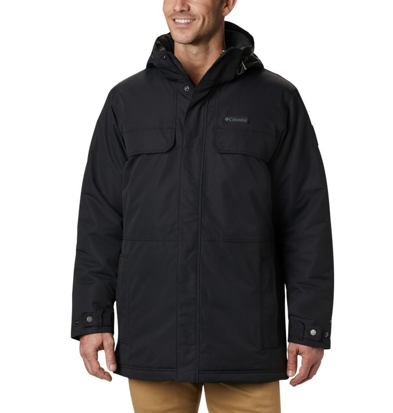 Rugged Path™ Parka | 010 | L Men's Rugged Path™ Parka, Black, front
