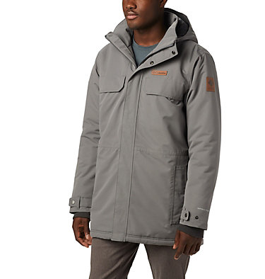 Men's Rugged Path™ Parka Rugged Path™ Parka | 039 | M, City Grey, front