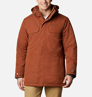 Men's Rugged Path™ Parka Rugged Path™ Parka | 039 | M, Dark Amber, front