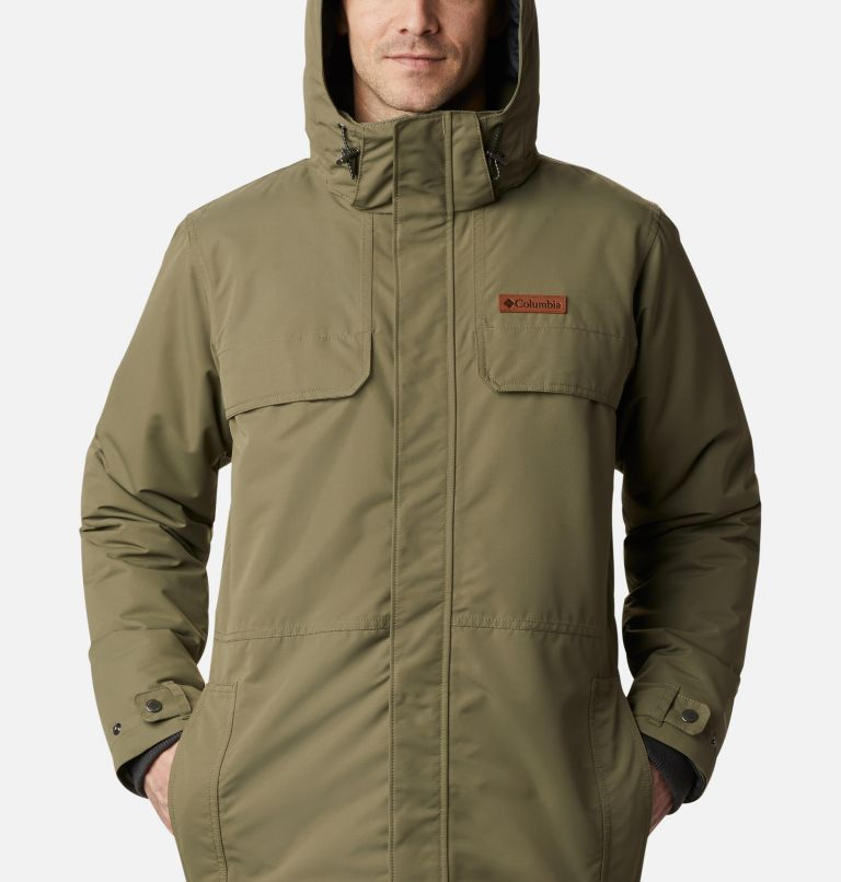 Rugged Path™ Parka | 397 | XXL Men's Rugged Path™ Parka, Stone Green, a2