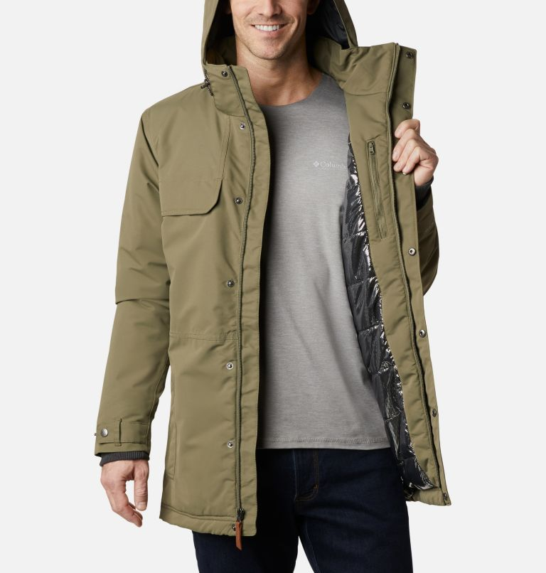 Rugged Path™ Parka | 397 | XXL Men's Rugged Path™ Parka, Stone Green, a3