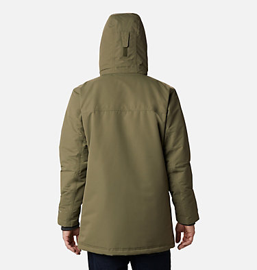 Men's Rugged Path™ Parka Rugged Path™ Parka | 464 | L, Stone Green, back