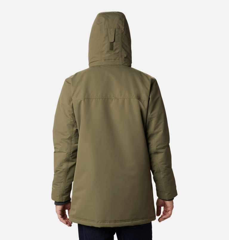 Rugged Path™ Parka | 397 | XXL Men's Rugged Path™ Parka, Stone Green, back