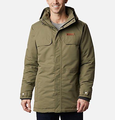 Men's Rugged Path™ Parka Rugged Path™ Parka | 464 | L, Stone Green, front