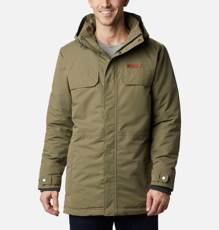 Rugged Path™ Parka | 397 | XXL Men's Rugged Path™ Parka, Stone Green, front