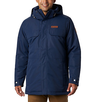 Men's Rugged Path™ Parka Rugged Path™ Parka | 464 | L, Collegiate Navy, front