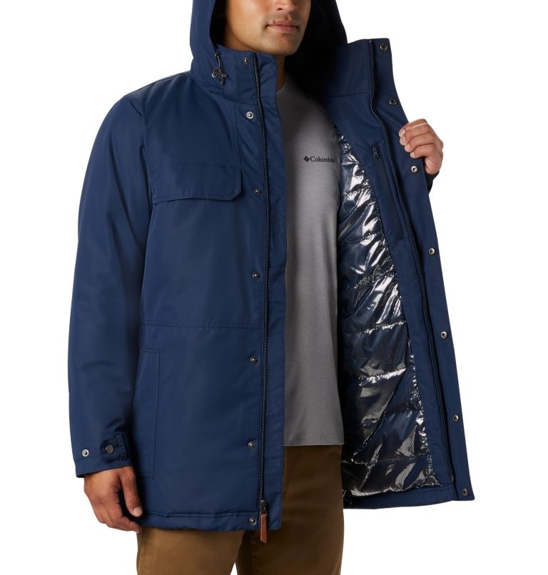Rugged Path™ Parka | 464 | 5X Men's Rugged Path™ Parka - Big, Collegiate Navy, a4