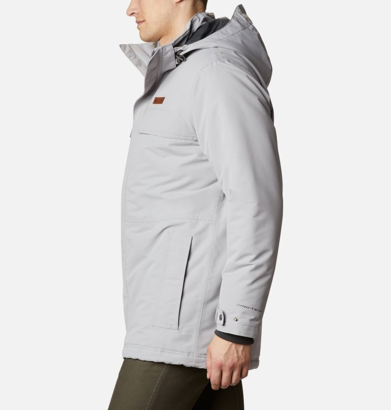 Rugged Path™ Parka | 039 | 3XT Men's Rugged Path™Parka - Tall, Columbia Grey, a1