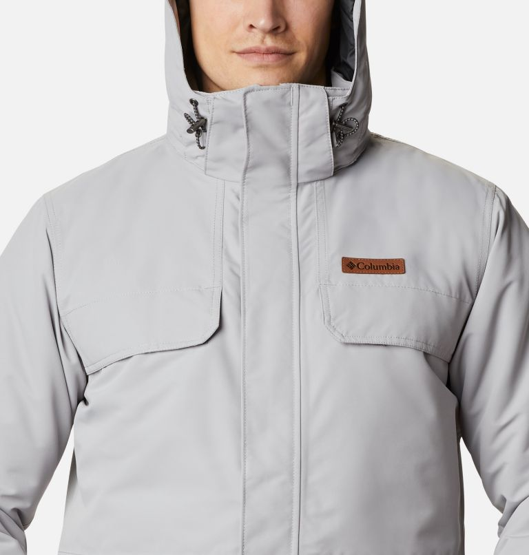 Rugged Path™ Parka | 039 | 3XT Men's Rugged Path™Parka - Tall, Columbia Grey, a2