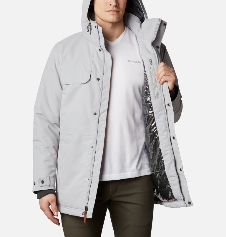Rugged Path™ Parka | 039 | 3XT Men's Rugged Path™Parka - Tall, Columbia Grey, a3