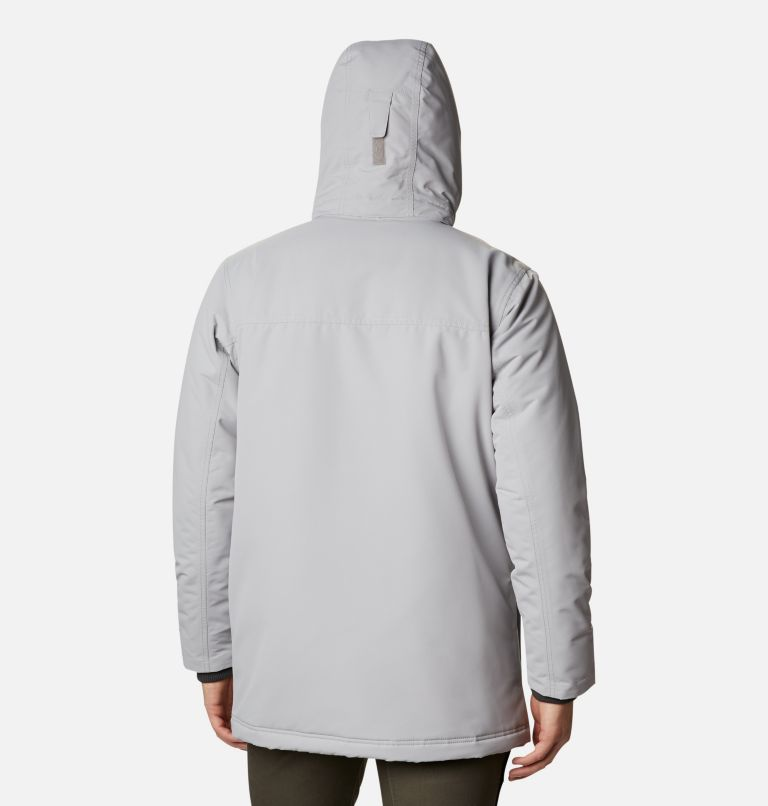 Rugged Path™ Parka | 039 | 3XT Men's Rugged Path™Parka - Tall, Columbia Grey, back