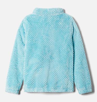 Girls' Fire Side™ Sherpa Jacket Fire Side™ Sherpa Full Zip | 689 | L, Aquatint, back