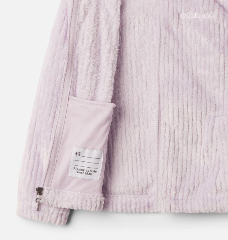 Fire Side™ Sherpa Full Zip | 584 | XXS Girls' Fire Side™ Sherpa Jacket, Pale Lilac, a1