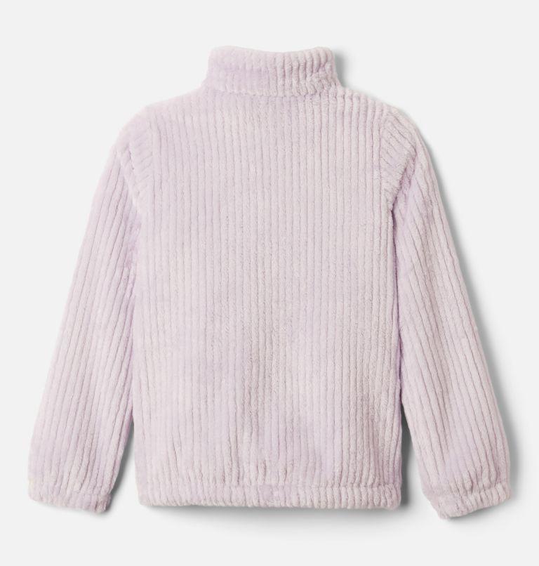 Fire Side™ Sherpa Full Zip | 584 | XXS Girls' Fire Side™ Sherpa Jacket, Pale Lilac, back