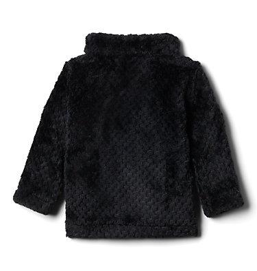 Girls' Infant Fire Side™ Sherpa Jacket Fire Side™ Sherpa Full Zip | 271 | 0/3, Black, back