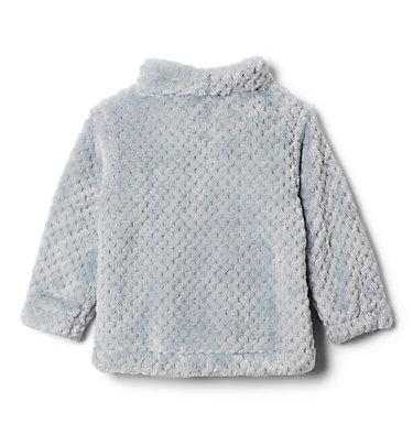 Girls' Infant Fire Side™ Sherpa Jacket Fire Side™ Sherpa Full Zip | 271 | 0/3, Columbia Grey, back
