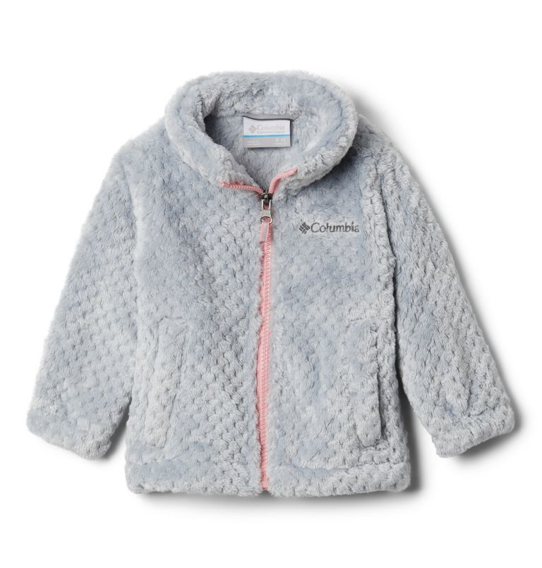 Girls' Infant Fire Side™ Sherpa Jacket Girls' Infant Fire Side™ Sherpa Jacket, front