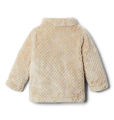 Girls' Infant Fire Side™ Sherpa Jacket Fire Side™ Sherpa Full Zip | 271 | 0/3, Ancient Fossil, back