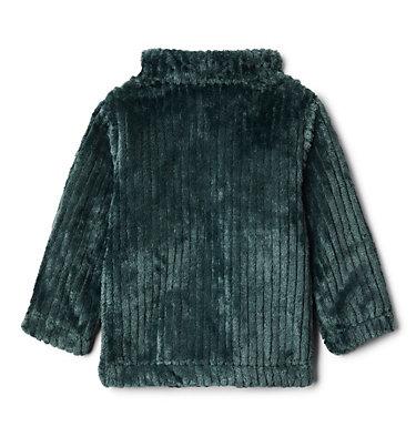 Girls' Infant Fire Side™ Sherpa Jacket Fire Side™ Sherpa Full Zip   370   6/12, Spruce, back