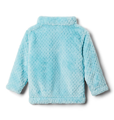 Girls' Infant Fire Side™ Sherpa Jacket Fire Side™ Sherpa Full Zip | 271 | 0/3, Aquatint, back