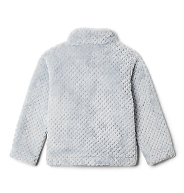 Toddler Fire Side™ Sherpa Full Zip Fire Side™ Sherpa Full Zip | 584 | 2T, Columbia Grey, back