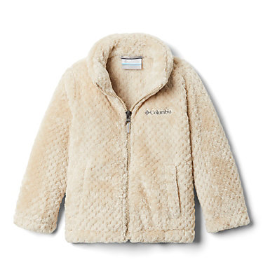 Toddler Fire Side™ Sherpa Full Zip Fire Side™ Sherpa Full Zip | 012 | 2T, Ancient Fossil, front