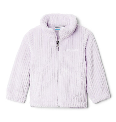 Toddler Fire Side™ Sherpa Full Zip Fire Side™ Sherpa Full Zip | 584 | 2T, Pale Lilac, front