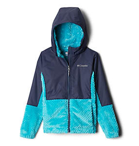 Girls' Fire Side™ Sherpa Hybrid Jacket