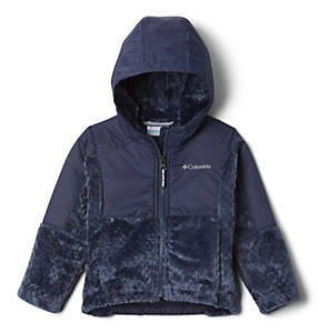 Girls' Toddler Fire Side™ Sherpa Hybrid Jacket