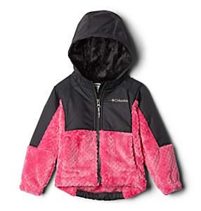 Girls' Toddler Fire Side™ Sherpa Hybrid Jacket