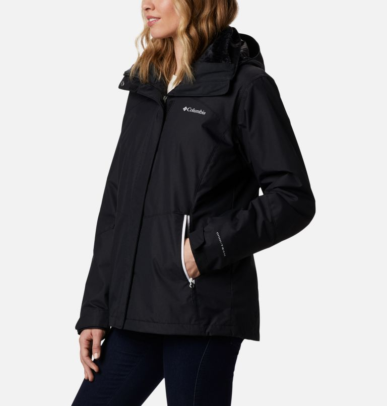 Bugaboo™ II Fleece Interchange Jacket | 010 | M Women's Bugaboo™ II Fleece Interchange Jacket, Black, a1