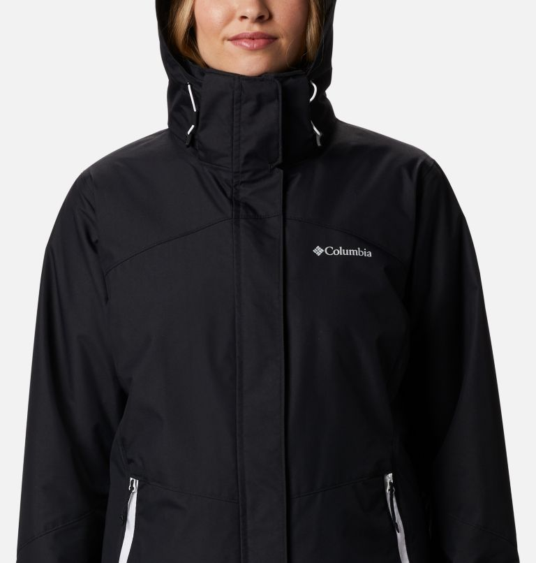 Bugaboo™ II Fleece Interchange Jacket | 010 | L Women's Bugaboo™ II Fleece Interchange Jacket, Black, a2
