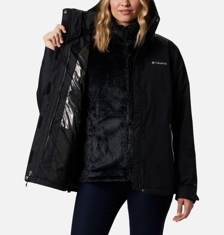 Bugaboo™ II Fleece Interchange Jacket | 010 | L Women's Bugaboo™ II Fleece Interchange Jacket, Black, a3