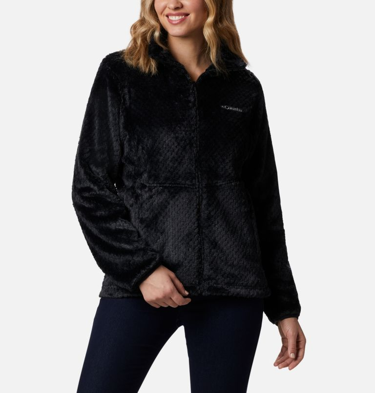 Bugaboo™ II Fleece Interchange Jacket | 010 | M Women's Bugaboo™ II Fleece Interchange Jacket, Black, a6