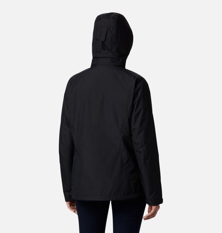 Bugaboo™ II Fleece Interchange Jacket | 010 | L Women's Bugaboo™ II Fleece Interchange Jacket, Black, back