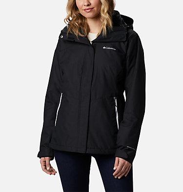 Bugaboo™ II 3-in-1-Fleecejacke für Frauen Bugaboo™ II Fleece Interchange Jacket | 100 | L, Black, front