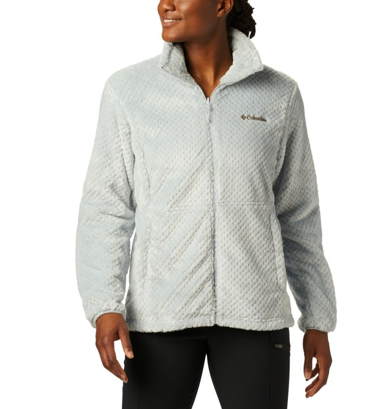 Bugaboo™ II Fleece Interchange Jacket | 100 | XS Women's Bugaboo™ II Fleece Interchange Jacket, White, Cirrus Grey, a1