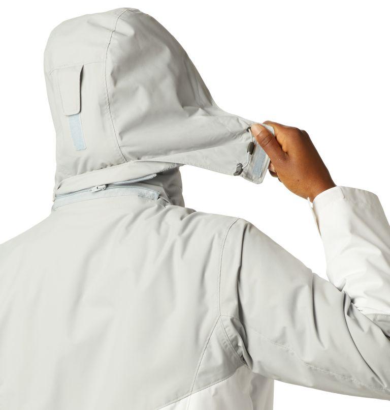 Bugaboo™ II Fleece Interchange Jacket | 100 | XS Women's Bugaboo™ II Fleece Interchange Jacket, White, Cirrus Grey, a3