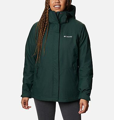 Women's Bugaboo™ II Fleece Interchange Jacket Bugaboo™ II Fleece Interchange Jacket | 370 | XS, Spruce, front