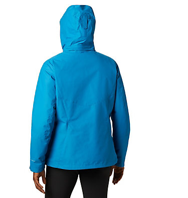 Women's Bugaboo™ II Fleece Interchange Jacket Bugaboo™ II Fleece Interchange Jacket | 370 | XS, Fathom Blue, back