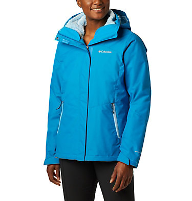 Women's Bugaboo™ II Fleece Interchange Jacket Bugaboo™ II Fleece Interchange Jacket | 370 | XS, Fathom Blue, front