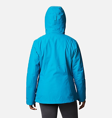 Women's Bugaboo™ II Fleece Interchange Jacket Bugaboo™ II Fleece Interchange Jacket | 370 | XS, Fjord Blue, back