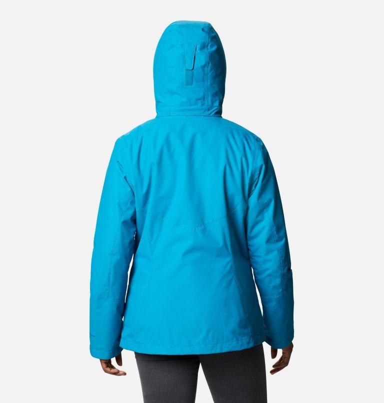Bugaboo™ II Fleece Interchange Jacket | 462 | XS Women's Bugaboo™ II Fleece Interchange Jacket, Fjord Blue, back