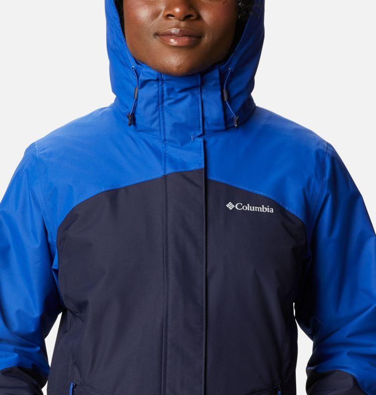 Bugaboo™ II Fleece Interchange Jacket | 473 | S Women's Bugaboo™ II Fleece Interchange Jacket, Dark Nocturnal, Lapis Blue, a2