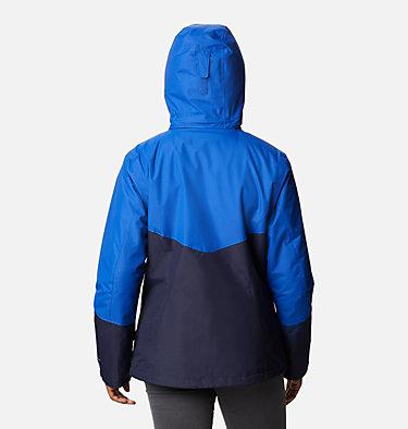 Women's Bugaboo™ II Fleece Interchange Jacket Bugaboo™ II Fleece Interchange Jacket | 473 | M, Dark Nocturnal, Lapis Blue, back