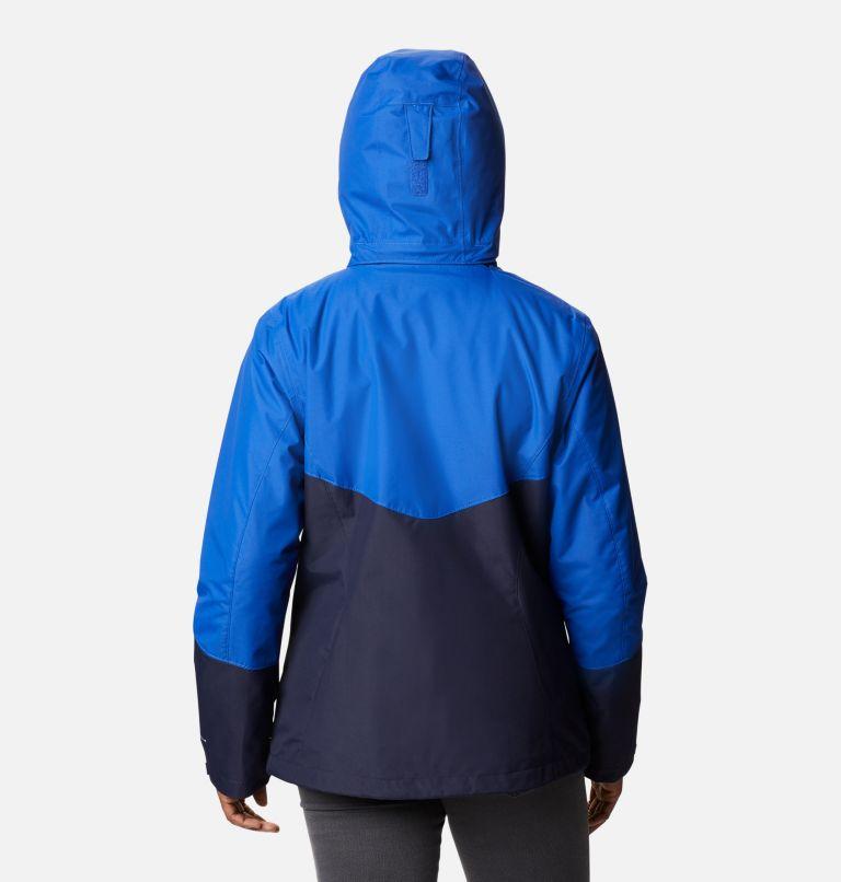 Bugaboo™ II Fleece Interchange Jacket | 473 | S Women's Bugaboo™ II Fleece Interchange Jacket, Dark Nocturnal, Lapis Blue, back