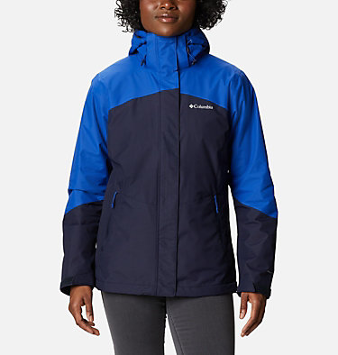 Women's Bugaboo™ II Fleece Interchange Jacket Bugaboo™ II Fleece Interchange Jacket | 473 | M, Dark Nocturnal, Lapis Blue, front