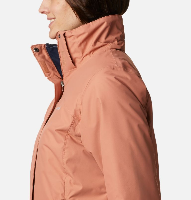 Bugaboo™ II Fleece Interchange Jacket | 604 | S Women's Bugaboo™ II Fleece Interchange Jacket, Nova Pink, a6