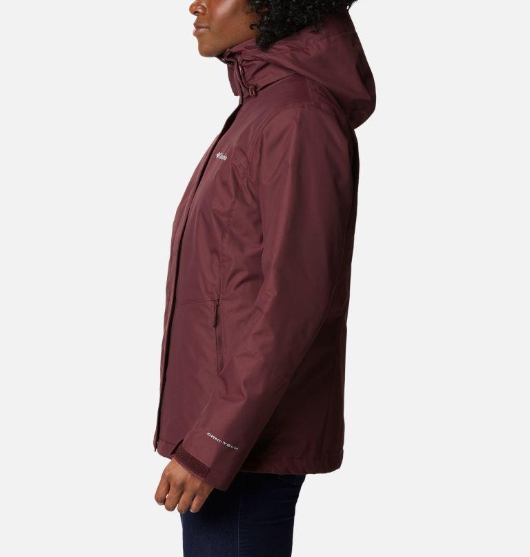 Bugaboo™ II Fleece Interchange Jacket | 671 | XS Women's Bugaboo™ II Fleece Interchange Jacket, Malbec, a1